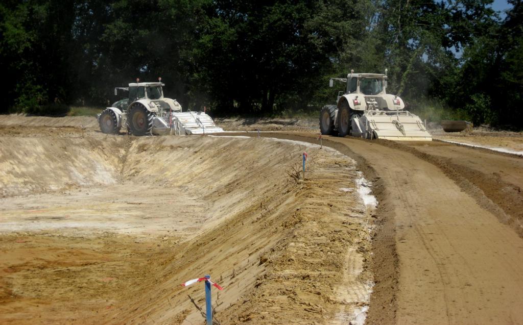 Rabaud construction woodpecker environmental ltd for Soil stabilization
