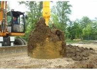 TRH Hydraulic Hole Digger
