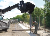 GMSR Concrete Mixer