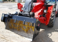 Turbomix Concrete Mixer