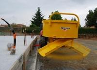 BAV Concrete Mixer