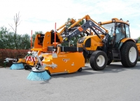 Turbonet Sweeper