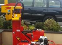 Rabaud Petrol Engine Log Splitter