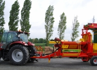 Horizontal F80 Log Splitter