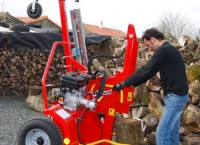 Eco Thermal Log Splitter