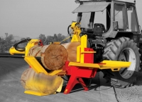 Horizontal F31 Log Splitter