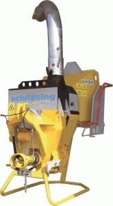 Schliesing 105ZX - Woodpecker Environmental Ltd.