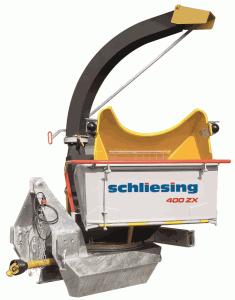 Schliesing 400ZX-Turntable - Woodpecker Environmental Ltd.