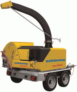 Schliesing 550MX - Woodpecker Environmental Ltd.