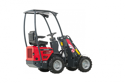Norcar Mini Loaders 755 - Norcar Mini Loaders Dublin | Woodpecker Environmental