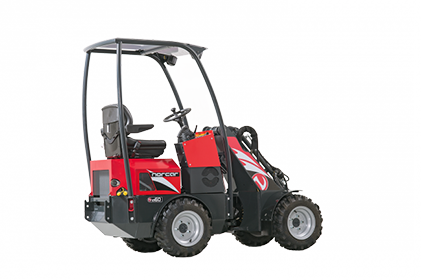 Norcar Mini Loaders a60 - Norcar Mini Loaders Dublin | Woodpecker Environmental