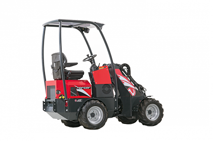 Norcar Mini Loaders a62 - Norcar Mini Loaders Dublin | Woodpecker Environmental