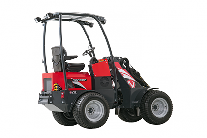 Norcar Min Loaders a72 - Norcar Mini Loaders Dublin | Woodpecker Environmental